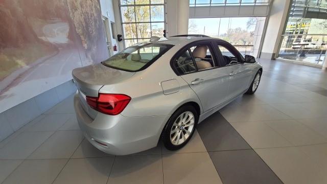 2016 BMW 320D A/T (F30)
