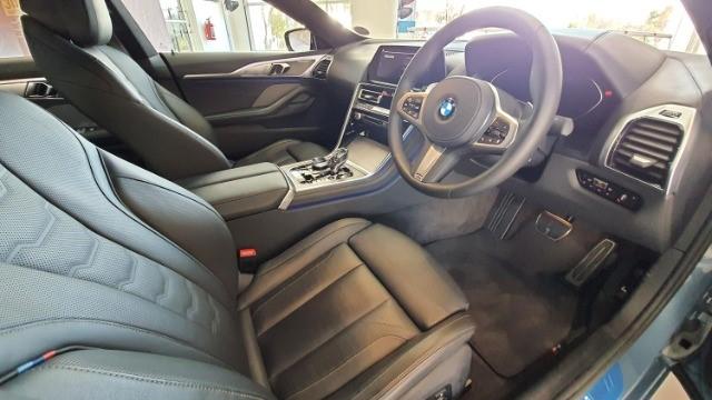 2021 BMW M850i xDRIVE GRAN COUPE (G16)