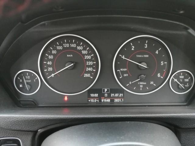 2018 BMW 320D SPORT LINE A/T (F30)