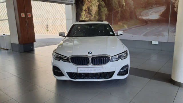2020 BMW 318i M SPORT A/T (G20)