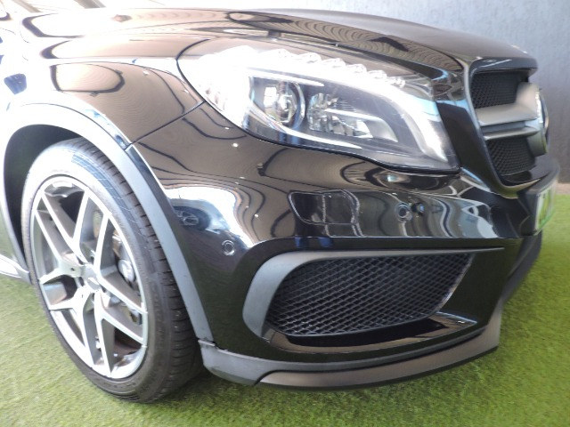 MERCEDES-BENZ GLA 45 AMG (2014-1) - (2017-2) Black