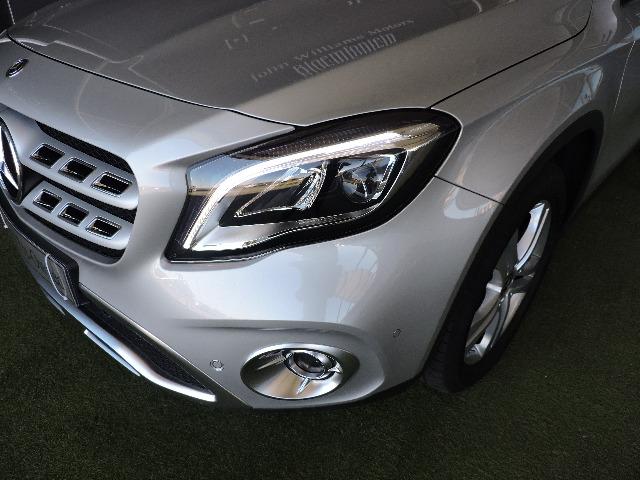 MERCEDES-BENZ GLA 200d A/T Silver