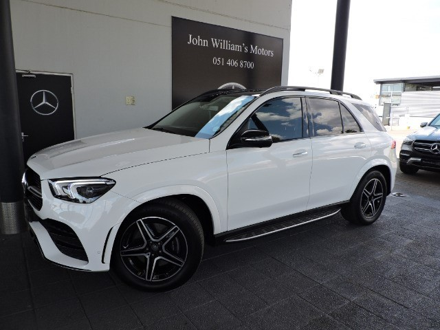 MERCEDES-BENZ GLE 400d 4MATIC