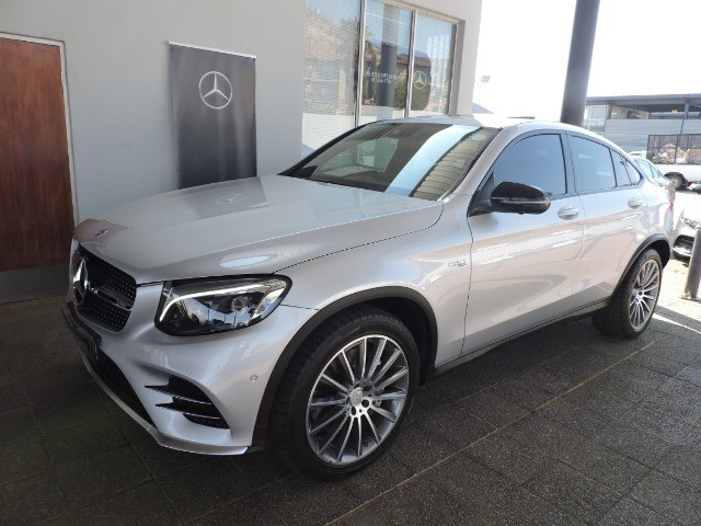 MERCEDES-BENZ AMG GLC 43 COUPE 4MATIC (2016-10) - (2019-8)