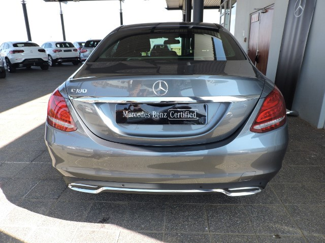 MERCEDES-BENZ C180 AVANTGARDE A/T (2014-2) - (2018-6) Selenite grey (992M)