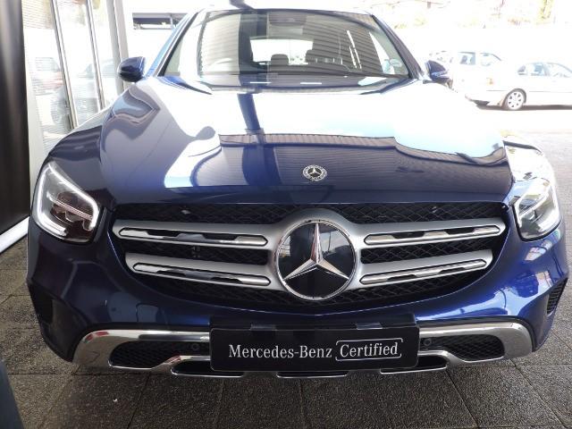 MERCEDES-BENZ GLC 300d 4MATIC brillant blue metallic