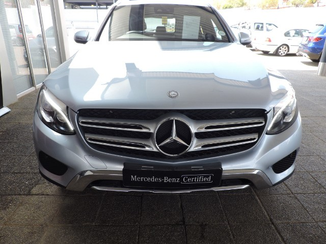 2015 MERCEDES-BENZ GLC 220d