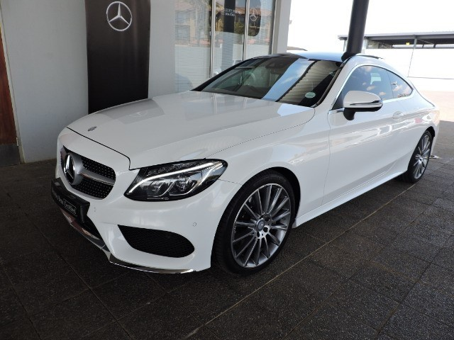 MERCEDES-BENZ C300 AMG COUPE (2016-2) - (2018-8)