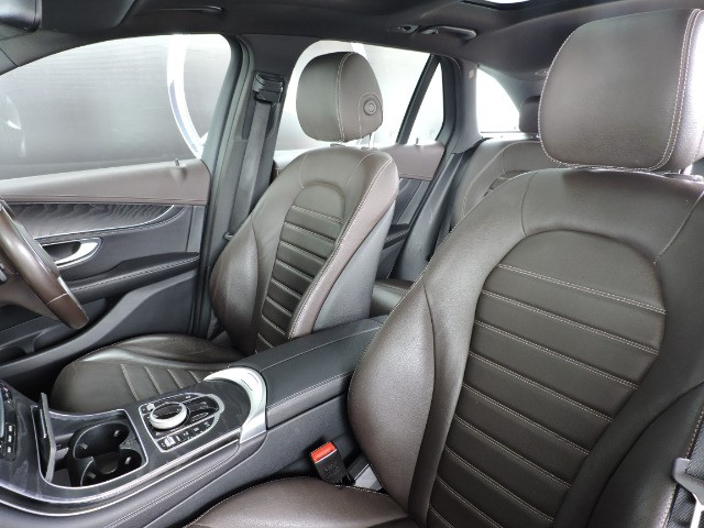 2016 MERCEDES-BENZ GLC 250d