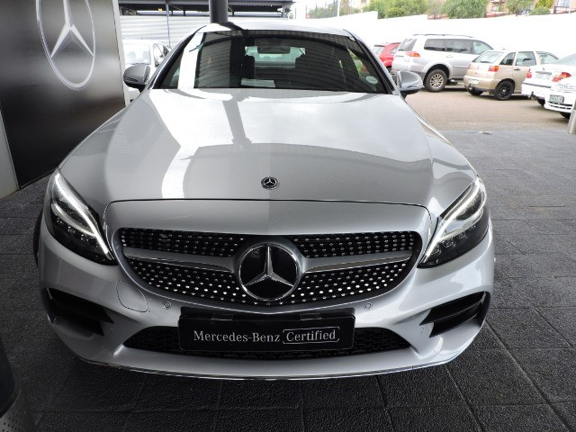 2019 MERCEDES-BENZ C200 COUPE A/T