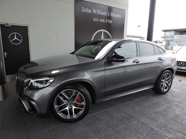 MERCEDES-BENZ AMG GLC 63S COUPE 4MATIC (2018-4) - (2019-8)