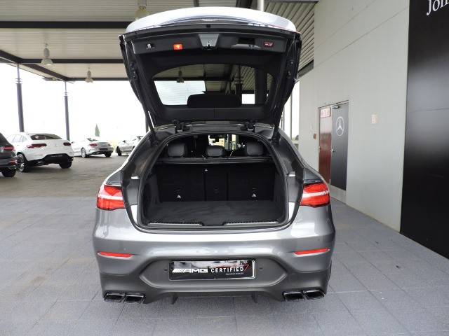 2019 MERCEDES-BENZ AMG GLC 63S COUPE 4MATIC