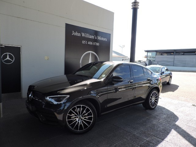 2019 MERCEDES-BENZ GLC COUPE 220d 4MATIC