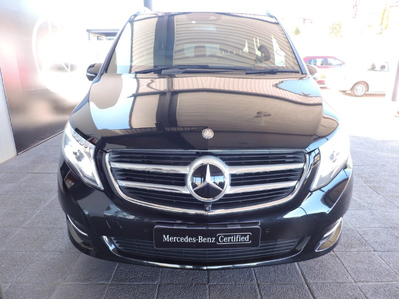 2016 MERCEDES-BENZ V250 BLUETEC AVANTGARDE A/T
