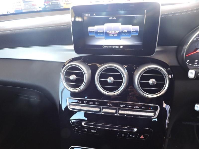 2015 MERCEDES-BENZ GLC 220d
