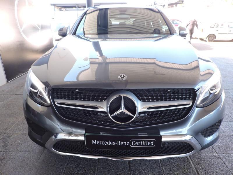 2018 MERCEDES-BENZ GLC COUPE 250d EXCLUSIVE