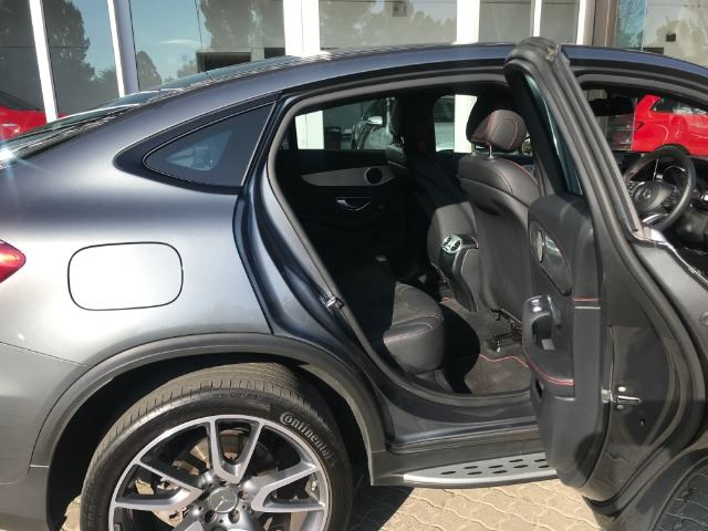 MERCEDES-BENZ AMG GLC 43 COUPE 4MATIC Selenite Grey (992M)