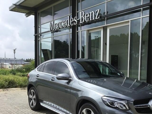 2018 MERCEDES-BENZ GLC COUPE 250d