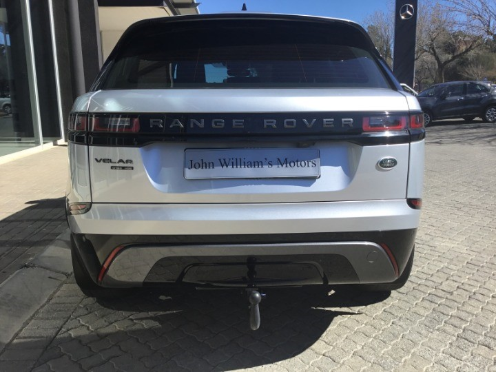 2018 LAND ROVER RANGE ROVER VELAR 2.0D HSE (D180)