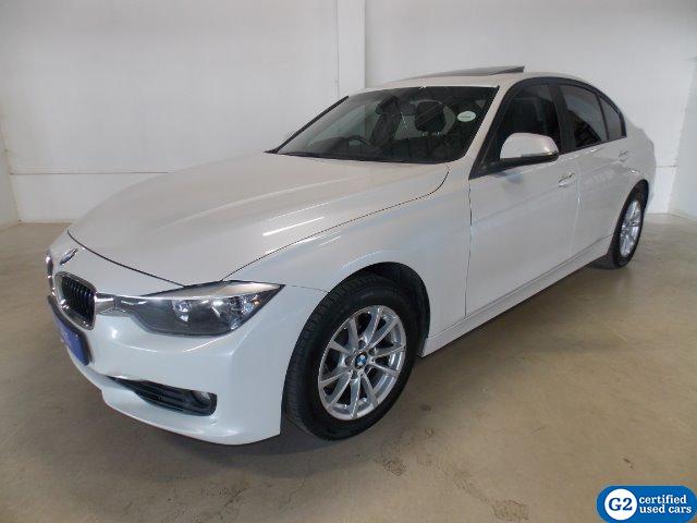 BMW 320i  A/T (F30) (2012-3) - (2015-8)