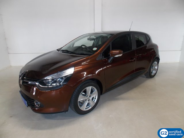 RENAULT CLIO IV 1.2T EXPRESSION EDC 5DR (88KW)