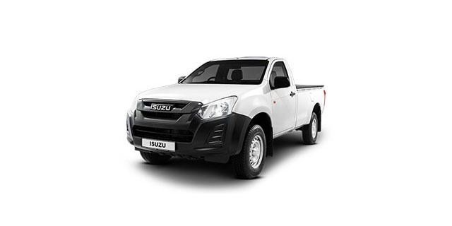 ISUZU D-MAX 250 HO FLEETSIDE SAFETY S/C P/U