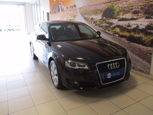 AUDI A3 1.4 TFSI ATTRACTION (2008-11) - (2013-1)