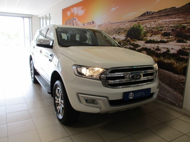 FORD EVEREST 3.2 TDCi XLT 4X4 A/T