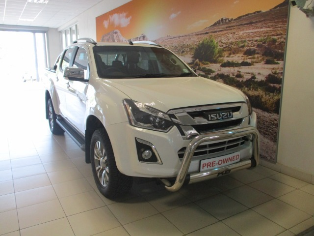 Demo Cars Barloworld Isuzu Zambezi