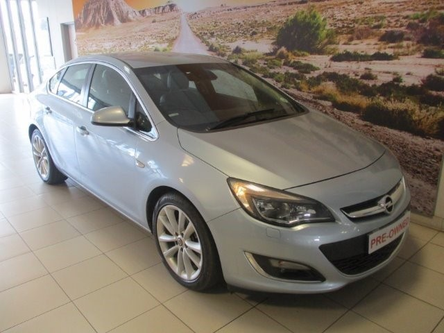 OPEL ASTRA 1.6T COSMO (2013-9) - (2016-4)