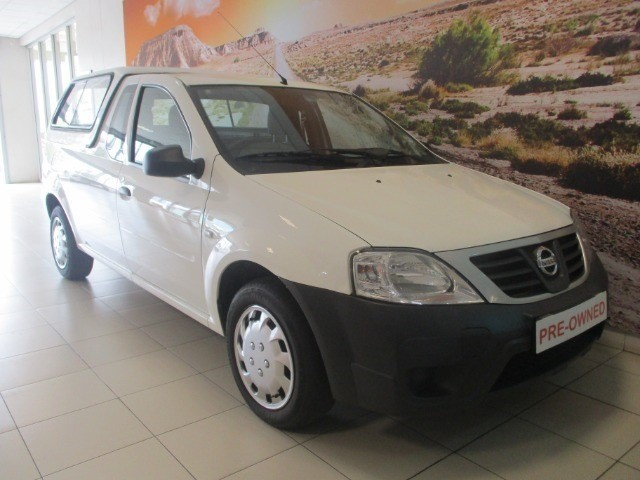NISSAN NP200 1.6  A/C SAFETY PACK P/U S/C
