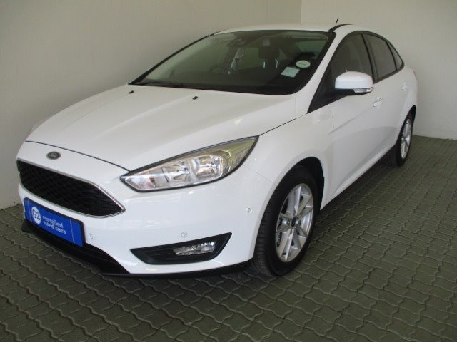 FORD FOCUS 1.0 ECOBOOST TREND A/T
