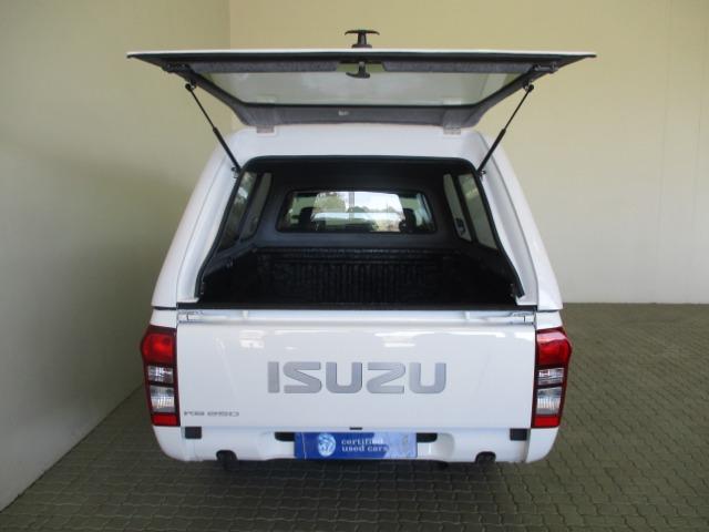 2018 ISUZU KB 250D LEED P/U S/C