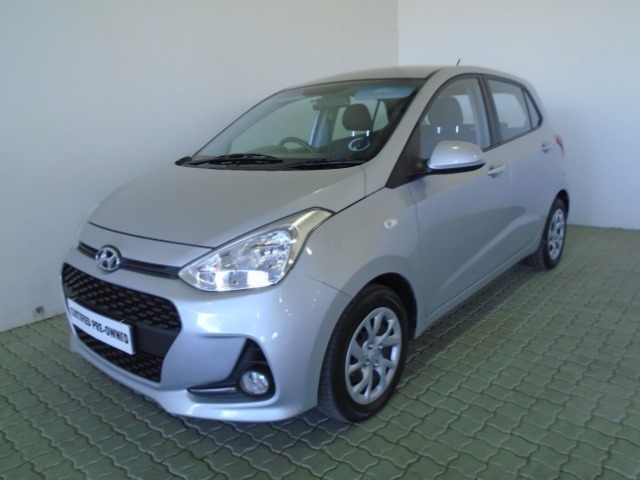 HYUNDAI GRAND i10 1.25 MOTION  (2014-5) - (2018-1)