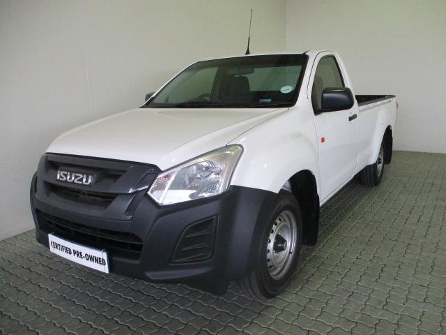 ISUZU D-MAX 250C S/C P/U