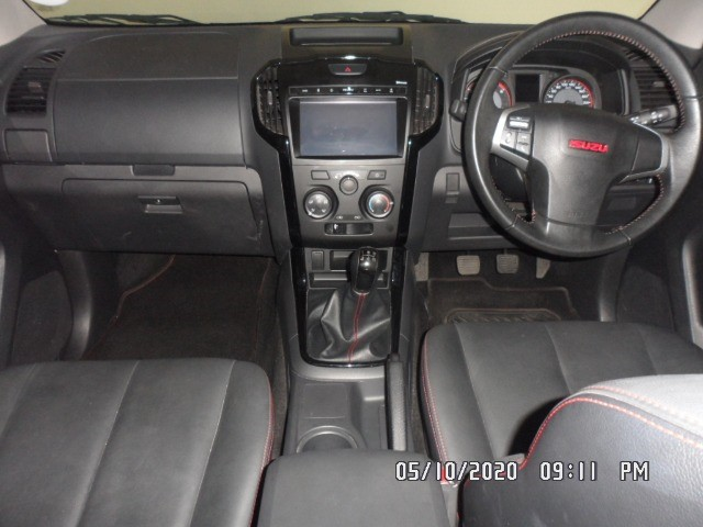 2018 ISUZU D-MAX 250 HO X-RIDER D/C P/U