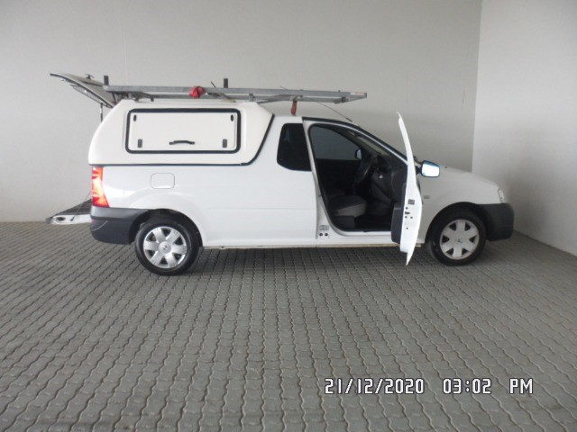 2015 NISSAN NP200 1.5 DCi  A/C SAFETY PACK P/U S/C