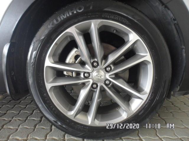 2016 HYUNDAI SANTA FE R2.2 AWD ELITE 7S A/T