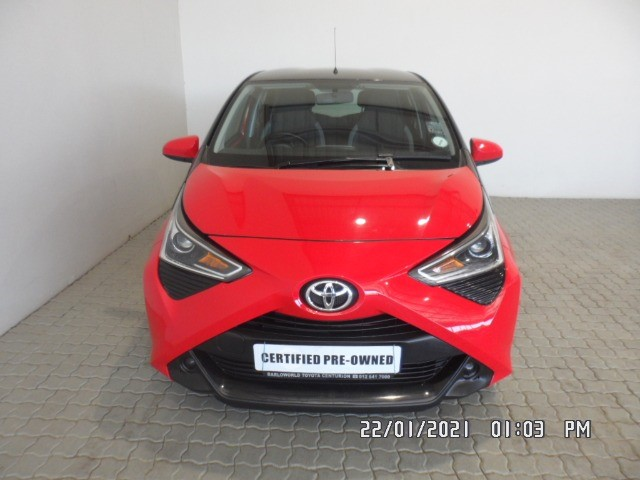 2019 TOYOTA AYGO 1.0  X-PLAY (5DR)