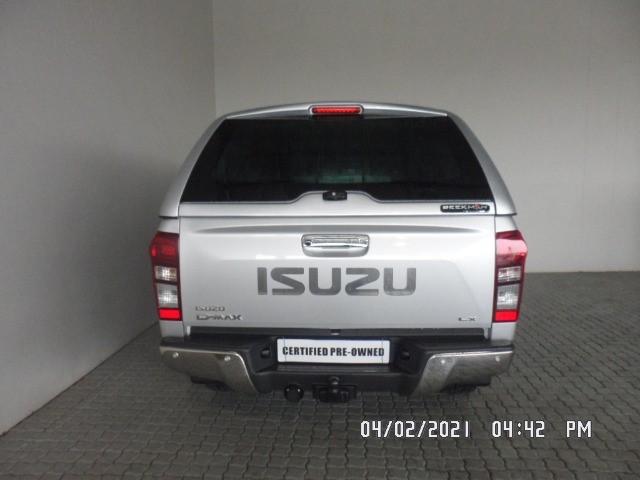 ISUZU D-MAX 300 LX A/T D/C P/U Silver