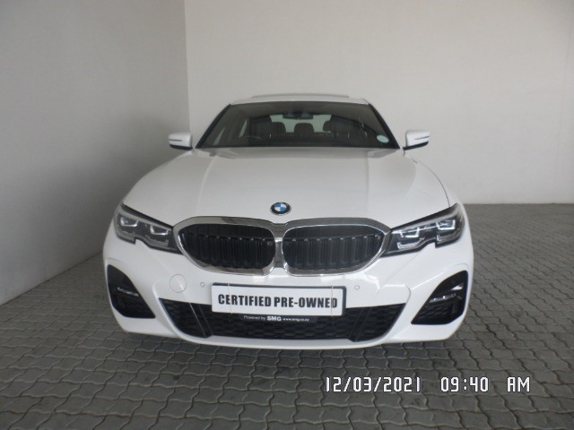2019 BMW 320D M SPORT A/T (G20)