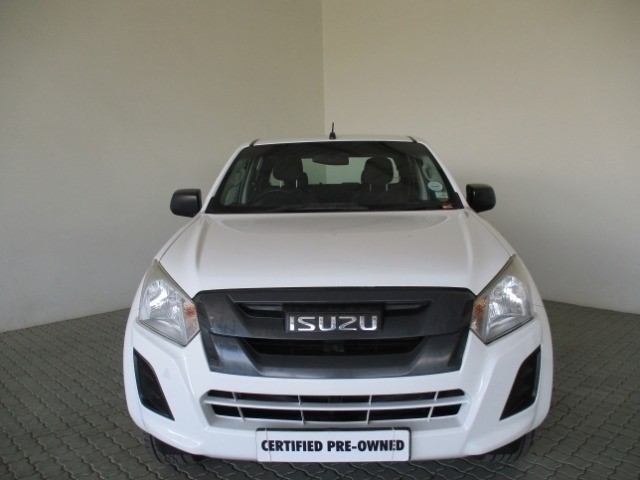 2018 ISUZU KB 250 D-TEQ HO LE 4X4 P/U D/C