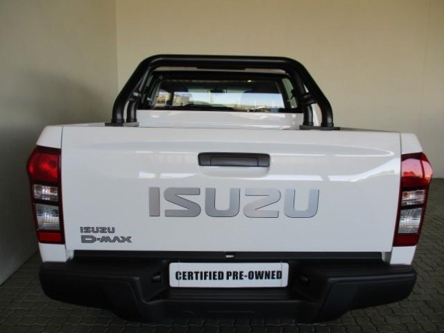 2021 ISUZU D-MAX 250 HO HI-RIDE A/T D/C P/U