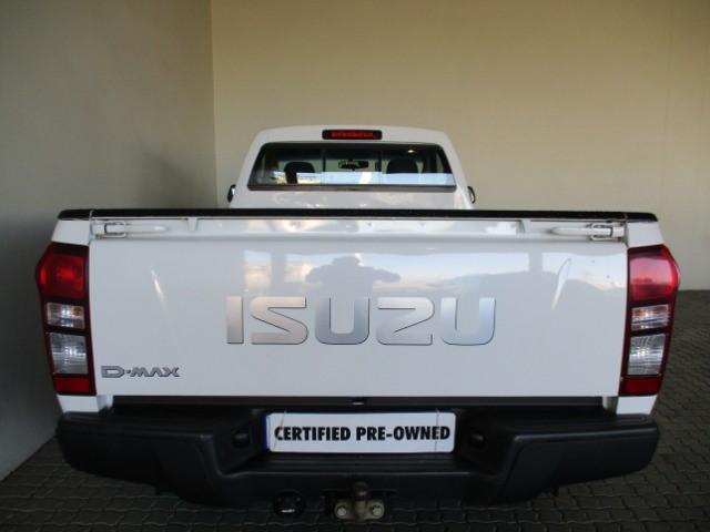 2019 ISUZU D-MAX 250 HO HI-RIDE 4X4 S/C P/U
