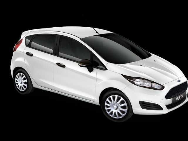 FORD FIESTA 1.5 TDCi  AMBIENTE 5Dr
