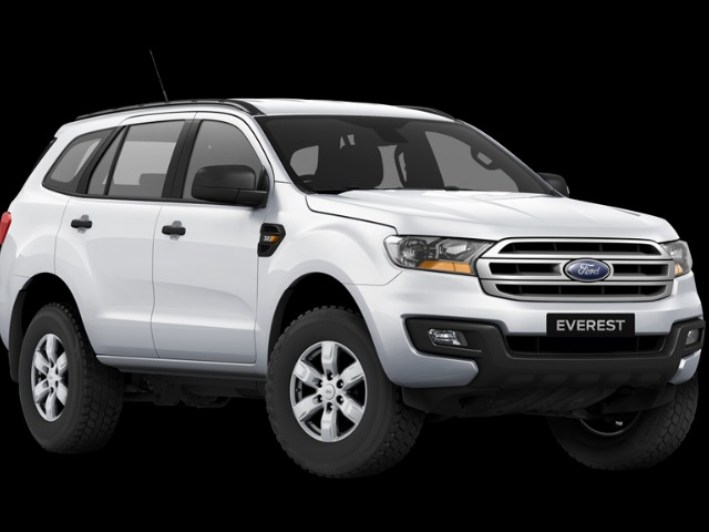 FORD EVEREST 2.2 TDCi  XLS 4X4 FROZEN WHITE