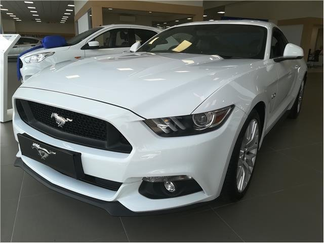 FORD MUSTANG 2.3 ECOBOOST A/T OXFORD WHITE SOLIC C
