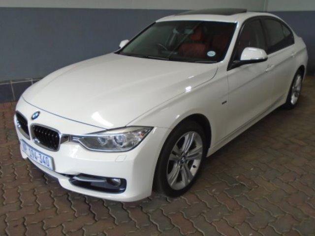 BMW 320i SPORT LINE A/T (F30) (2012-3) - (2015-8)