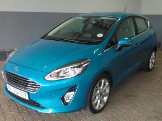 FORD FIESTA 1.0 ECOBOOST TITANIUM POWERSHIFT 5DR (2015-3) - (2018-5)
