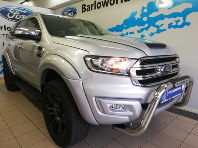 FORD EVEREST 3.2 TDCi  XLT A/T (2016-10) - (2019-4)